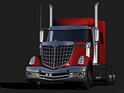 Semi Truck Jigsaw