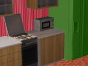 3D Kitchen Decoration