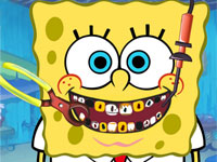 Spongebob At The Dentist