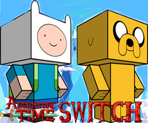 Adventure Time Switch