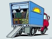 Moving Truck Jigsaw