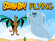 Scooby Doo Flying