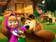 Masha And The Bear House