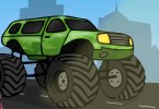 Monster Truck Obstacle Course