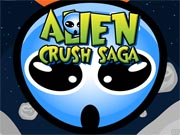 Alien Crush Saga
