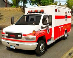 GMC Ambulance Puzzle