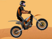 Dirt Bike - Sahara Challenge
