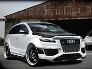 Audi Q7 Jigsaw