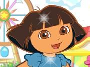 Dora shopping