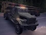 Timber Truck Jigsaw