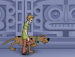 Scooby Doo Temple of Lost Souls