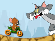 Tom And Jerry Mini Bike