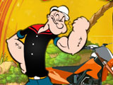 Popeye Finding Olive
